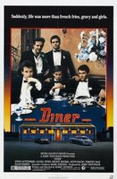Diner movie poster (1982) picture MOV_034b22d9