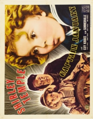 Captain January movie poster (1936) poster MOV_0351c66d
