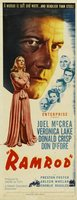 Ramrod movie poster (1947) picture MOV_035238a4