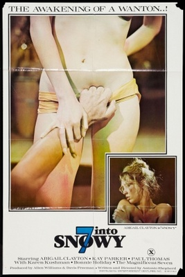 7 Into Snowy movie poster (1978) poster MOV_035b08cf