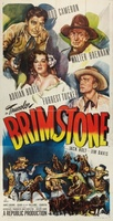 Brimstone movie poster (1949) picture MOV_0360a7f6