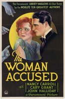 The Woman Accused movie poster (1933) picture MOV_03621532