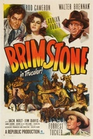 Brimstone movie poster (1949) picture MOV_036236c9