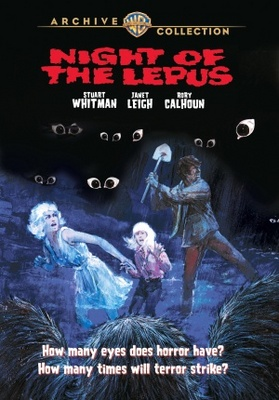 Night of the Lepus movie poster (1972) poster MOV_03632d7b