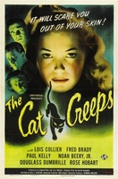The Cat Creeps movie poster (1946) picture MOV_0363bc66
