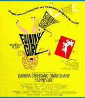 Funny Girl movie poster (1968) picture MOV_03685f4d