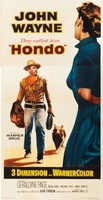 Hondo movie poster (1953) picture MOV_0368c8a1