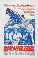Red Line 7000 movie poster (1965) picture MOV_036d99ea