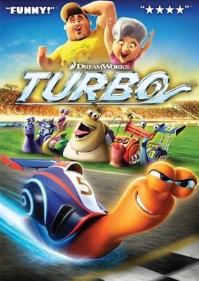 Turbo movie poster (2013) poster MOV_036ee08b