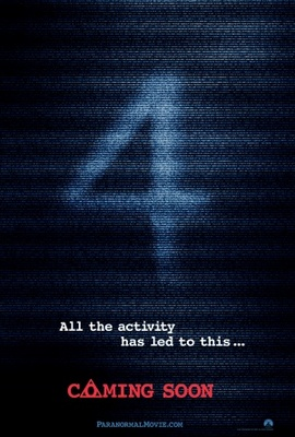 Paranormal Activity 4 movie poster (2012) poster MOV_036fa1aa