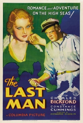 The Last Man movie poster (1932) poster MOV_0376ce7d