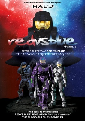 Red vs. Blue Season 9 movie poster (2011) poster MOV_03797656