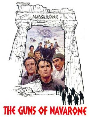 The Guns of Navarone movie poster (1961) poster MOV_038148d3