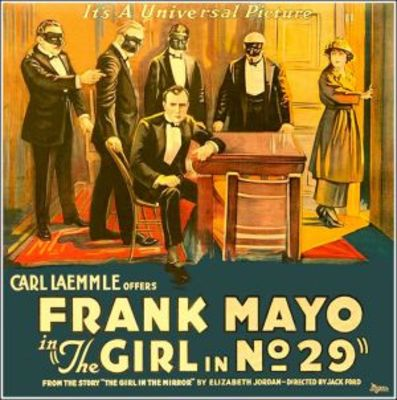 The Girl in Number 29 movie poster (1920) poster MOV_03828be1