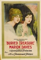 Buried Treasure movie poster (1921) picture MOV_0385c637