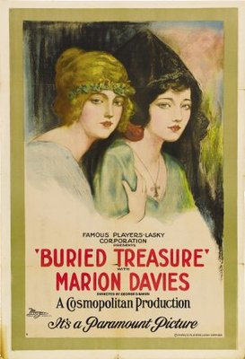Buried Treasure movie poster (1921) poster MOV_0385c637