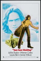 Two-Lane Blacktop movie poster (1971) picture MOV_03915cb4