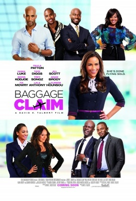 Baggage Claim movie poster (2013) poster MOV_03983206
