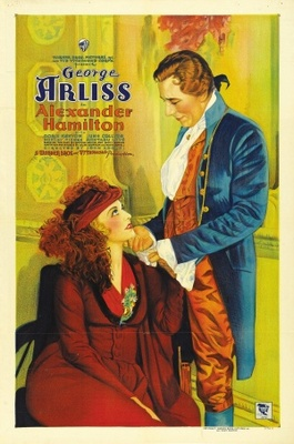 Alexander Hamilton movie poster (1931) poster MOV_039cd6d5