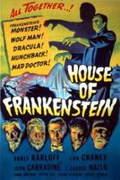 House of Frankenstein movie poster (1944) picture MOV_03a8d64a