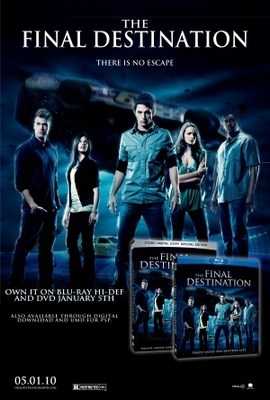 The Final Destination movie poster (2009) poster MOV_03ad7277