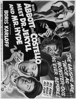 Abbott and Costello Meet Dr. Jekyll and Mr. Hyde movie poster (1953) picture MOV_03b1fb61