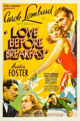 Love Before Breakfast movie poster (1936) poster MOV_03b42e3e