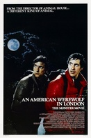 An American Werewolf in London movie poster (1981) picture MOV_03b63851