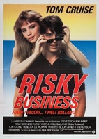 Risky Business movie poster (1983) picture MOV_03ba87ce