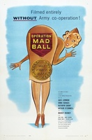 Operation Mad Ball movie poster (1957) picture MOV_03bff039