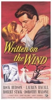 Written on the Wind movie poster (1956) picture MOV_03c8c6b8