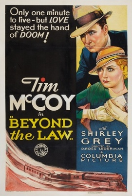Beyond the Law movie poster (1934) poster MOV_03caa3ac