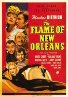 The Flame of New Orleans movie poster (1941) picture MOV_03cd3541