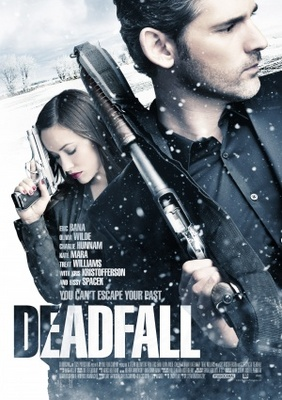 Deadfall movie poster (2012) poster MOV_03d06349