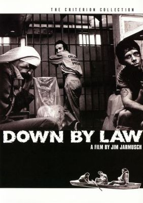 Down by Law movie poster (1986) poster MOV_03d4fdad