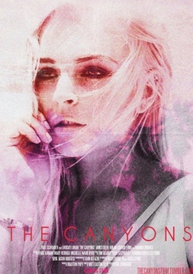 The Canyons movie poster (2013) poster MOV_03d8840e