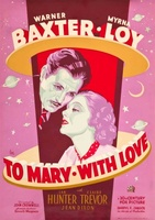 To Mary - with Love movie poster (1936) picture MOV_03decd66