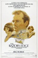 The Razor's Edge movie poster (1984) picture MOV_03df0ec3