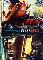 Week End movie poster (1967) picture MOV_03e2e6d1