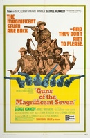 Guns of the Magnificent Seven movie poster (1969) picture MOV_03e3c135