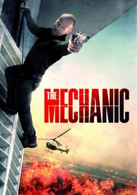 The Mechanic movie poster (2011) poster MOV_03e6917f