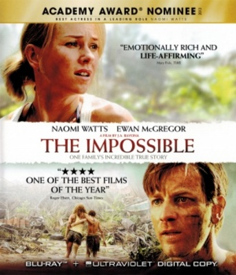 Lo imposible movie poster (2012) poster MOV_03e8acfc