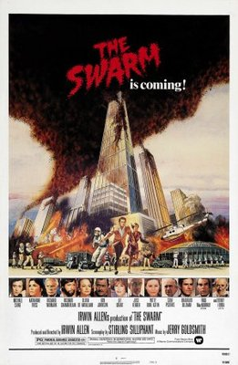The Swarm movie poster (1978) poster MOV_03ecf0ec