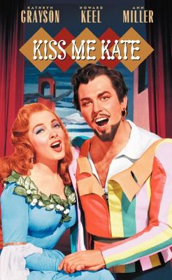 Kiss Me Kate movie poster (1953) poster MOV_03eda74a