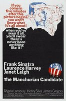 The Manchurian Candidate movie poster (1962) picture MOV_03f2f2d7