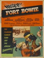 Fort Bowie movie poster (1958) picture MOV_03f6cd96