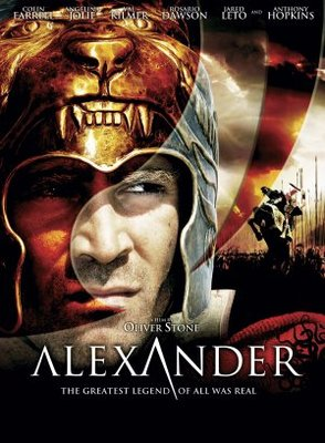Alexander movie poster (2004) poster MOV_03f8fbaf