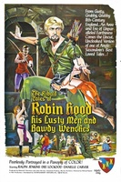 The Ribald Tales of Robin Hood movie poster (1969) picture MOV_03f98655