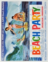 Beach Party movie poster (1963) picture MOV_03fb3bb6