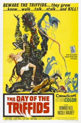 The Day of the Triffids movie poster (1962) poster MOV_03fb7373